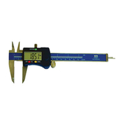 MIB digital caliper with blue display