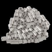 Klämdopp 925/- förgyllt (100 st.)