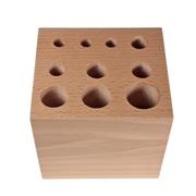 Small tools block of wood