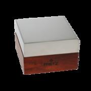 Fretz bench anvil, square flat