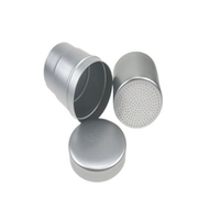 Filings can with strainer, Ø 68 mm
