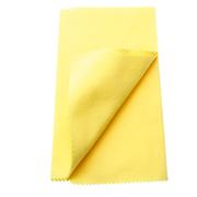 Polishing cloth, yellow