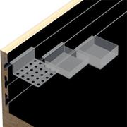 Værktøjspanel til LAB 90 guldsmedebord