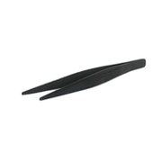 Stone tweezer in black/stainless steel