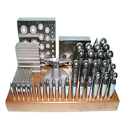 Punch set, 2-32 mm (31 pcs.)