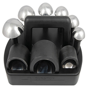 Punch set, 50- 85 mm (6 pcs.)