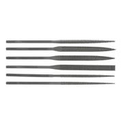 Wax needle files set (6 pcs.)
