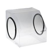 Compact dust box