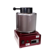 Electric melting furnace, 1 kg